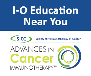 SITC - Advances in Cancer Immunotherapy