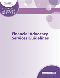 Financial Advocacy Guidelines Cover